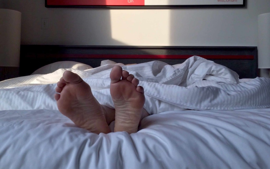 Waking Up Is Hard To Do: The Causes Of Sleep Paralysis